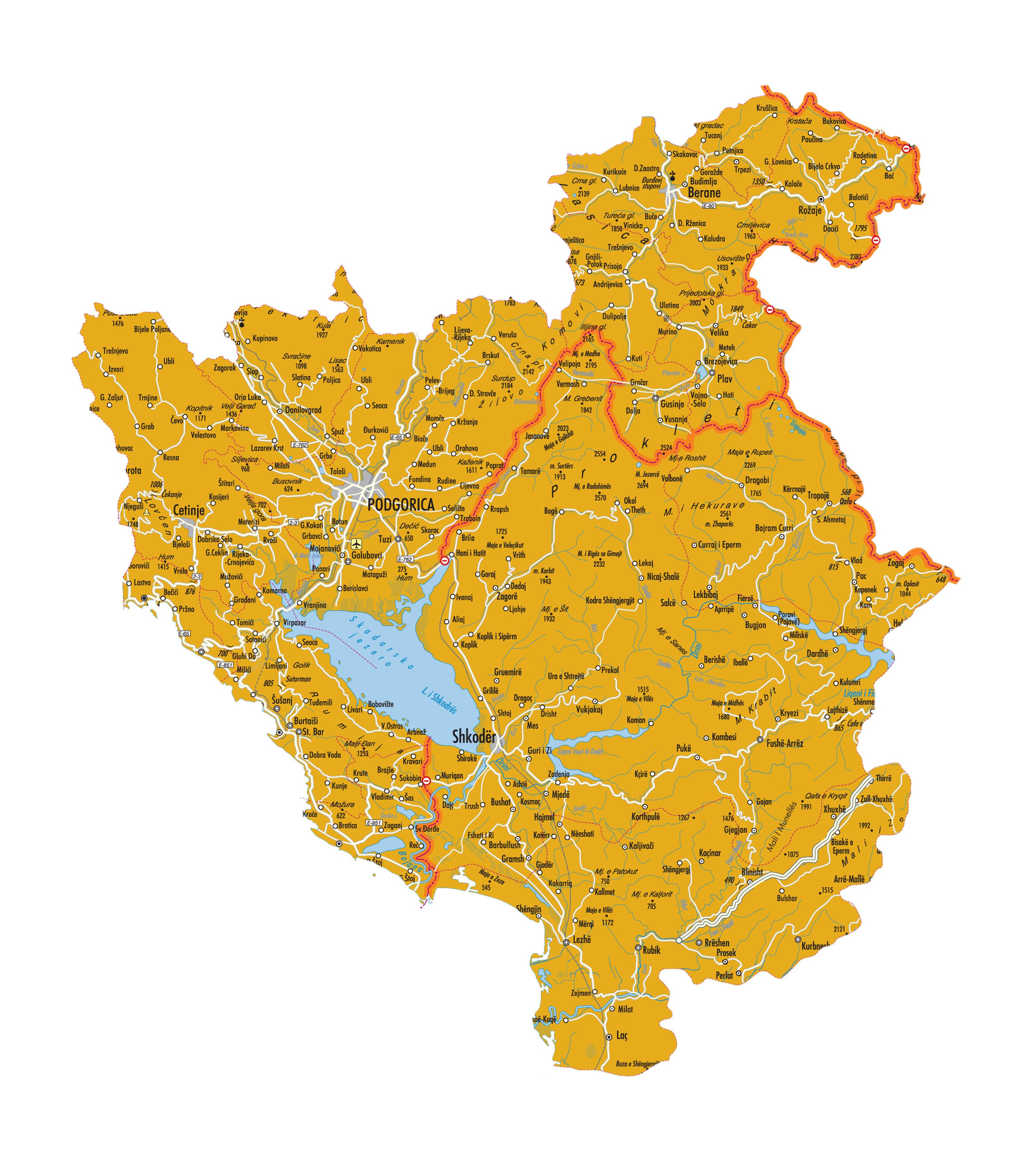 ME-AL (Montenegro – Albania)