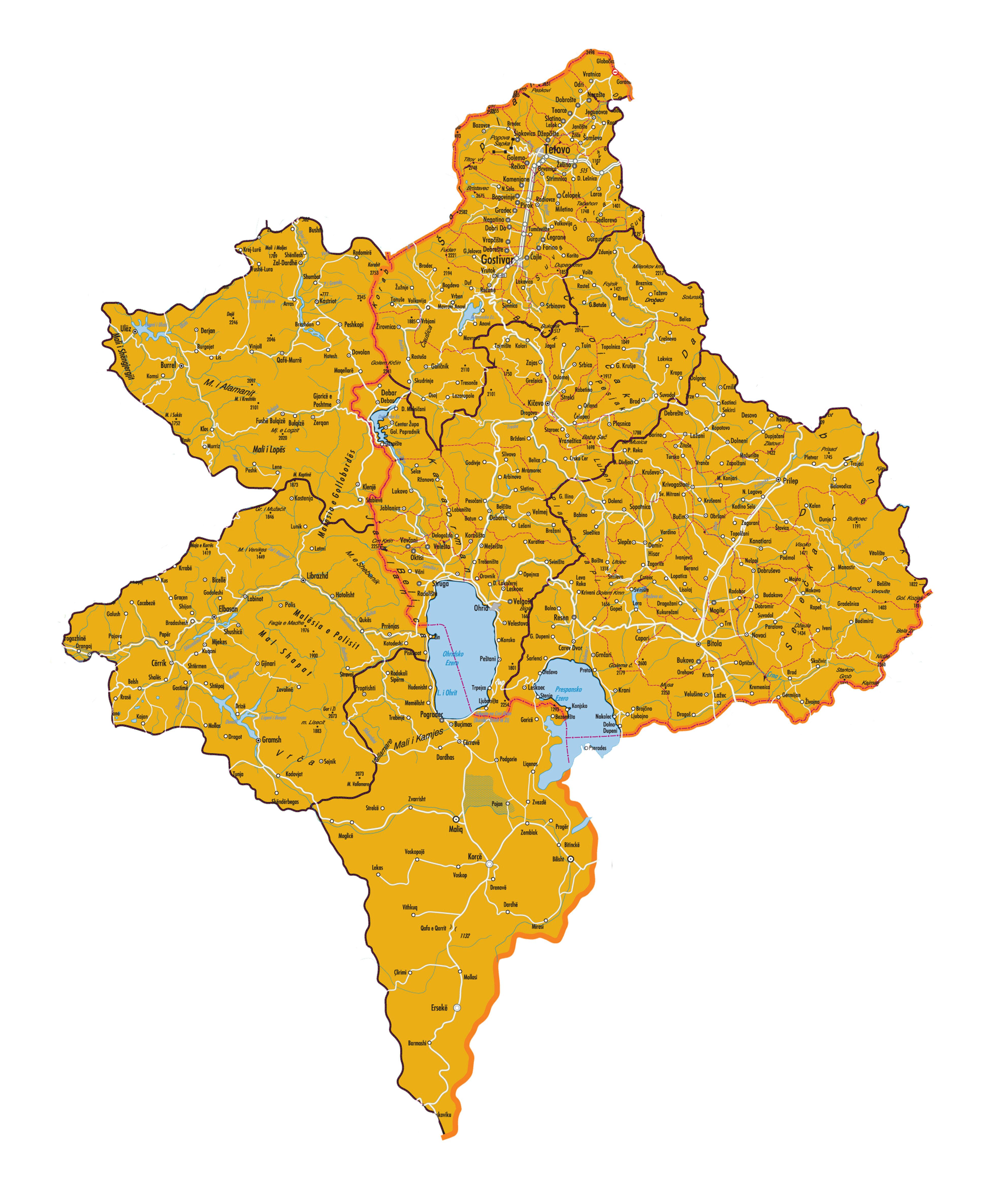 MK-AL (North Macedonia – Albania)