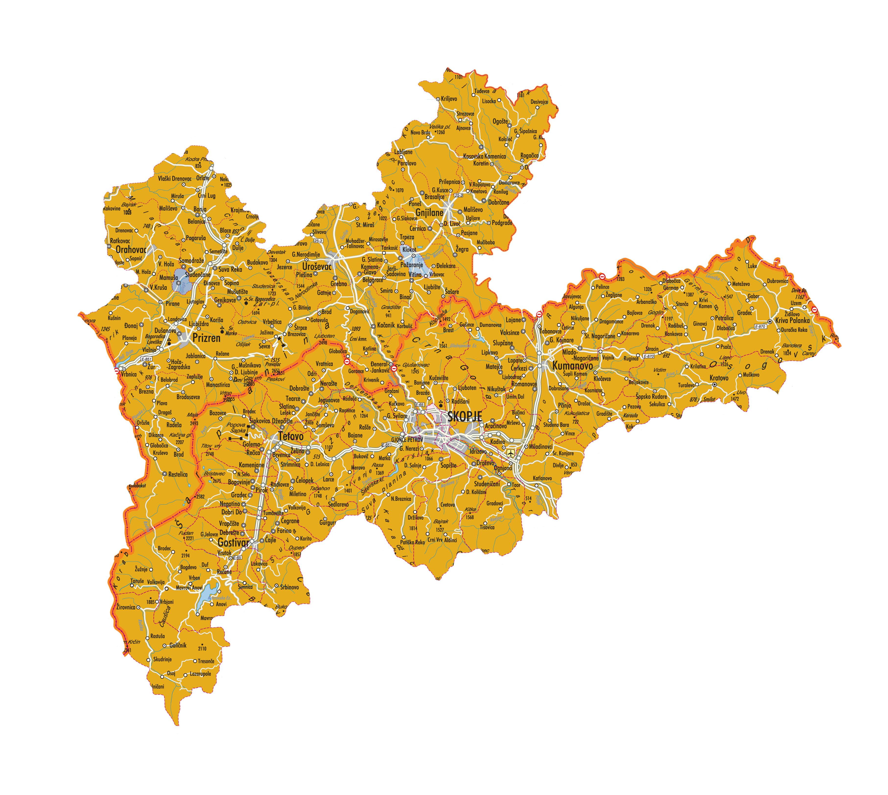 KS-MK (Kosovo – North Macedonia)