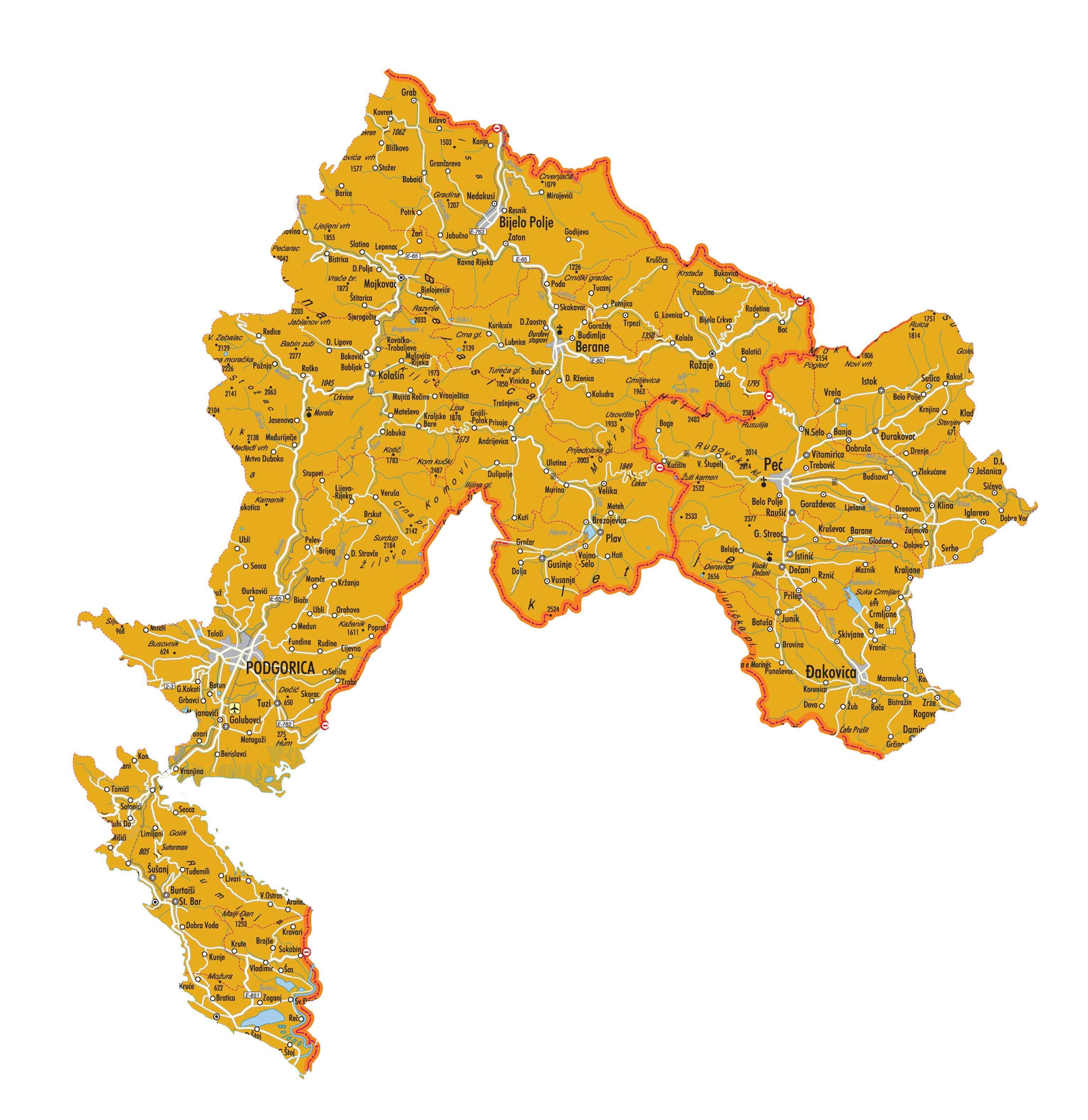 ME-KS (Montenegro – Kosovo*)